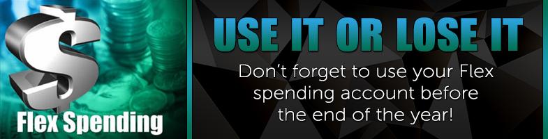 Flex Spending Acct Reminder